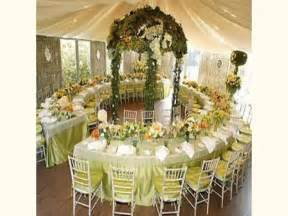 rent table church wedding decoration ideas 2015