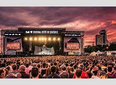 Festival d'été de Québec Celebrates 50th Anniversary