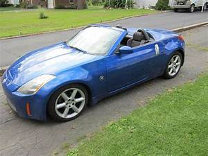 Purchase Used 2003 Nissan 350z Convertible Repairable Runs And Drives 100  Sports Car In Easton