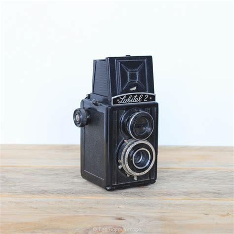 appareil photo chambre lubitel 2 vintage les happyvintage