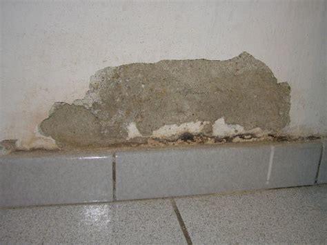 Risalita Umidità Dal Pavimento by Come Togliere Umidita Dal Pavimento Leggero Con Argilla