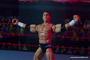 WWE Elite Randy Orton figure review Elite Series #49 | Lyles Movie Files  Randy
