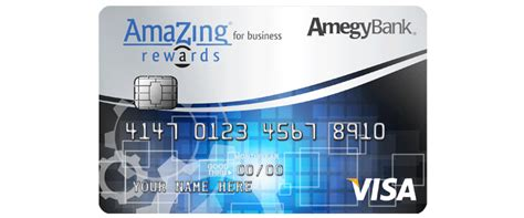 Use your credit card for everyday purchases? AmaZing Rewards For Business Credit Card   Amegy Bank of Texas
