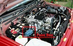 Chevrolet Fuse Box Diagram Chevy Tracker Under