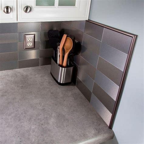 tile trim ideas  pinterest master bath shower concrete kitchen floor  bathroom