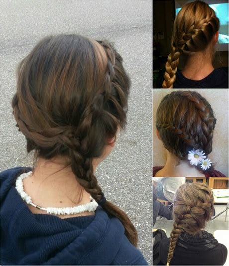 daily hairstyles  long straight hair