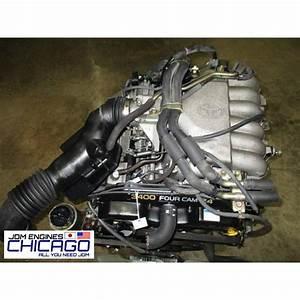 Toyota Tacoma 4runner T100 Tundra Jdm 5vz Fe 3 4l V6 Engine 5vzfe Motor 1995 1996 1997 1998 1999