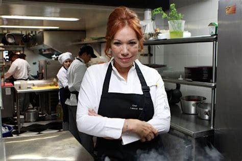 chef de cuisine femme destin de femme en colombie leonor espinosa est passée