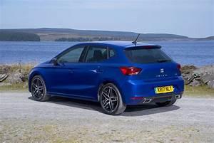Seat Ibiza Bleu : seat ibiza hatchback review parkers ~ Gottalentnigeria.com Avis de Voitures