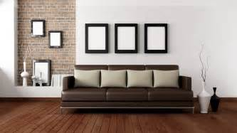 home interior wall wood floor interior wall decoration 3d house