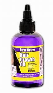 Fast Grow Hair Growth Oil 4oz Stop Hair Breakage Grow