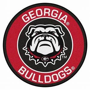 "University of Georgia Logo Roundel Mat - 27"""