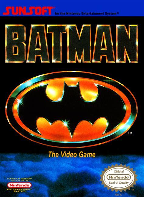 Batman: The Video Game Details - LaunchBox Games Database