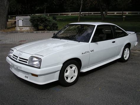 Opel Manta by 1982 Opel Manta 2 0 Gte Cc Coup 233 Related Infomation