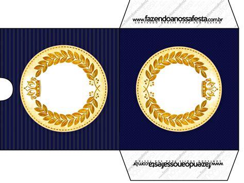 kit festa completo coroa de principe azul marinho 49 jpg