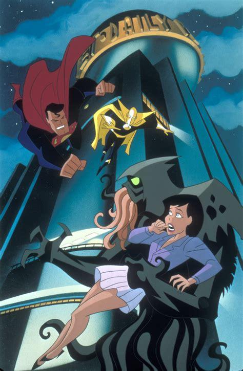 superman  animated series programs  hub network