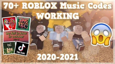 Any track, common or distinctive, new or previous, classical or hip hop might be streamed on roblox to your enjoyment. 70+ ROBLOX : Music Codes : WORKING (ID) 2020 - 2021 ( P-27 ...