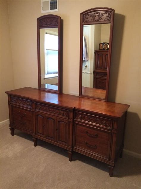 Thomasville Furniture Bedroom Sets by Vintage Thomasville 5 Bedroom Set Ebay