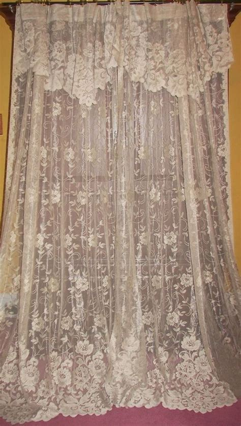 213 best images about vintage lace curtains on