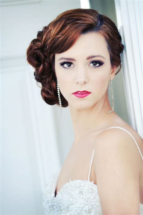 1950s Wedding Hairstyles by Wedding Season Is Hair Xquisite Salon X