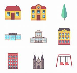 Building Icons - 23,457 free vector icons