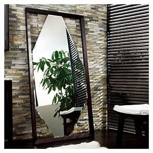 Miroir à Poser : miroir poser au sol 180x90 cm marcopolo ~ Teatrodelosmanantiales.com Idées de Décoration
