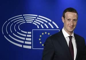 Facebook Data Scandal: EU Parliament Member: Mark ...