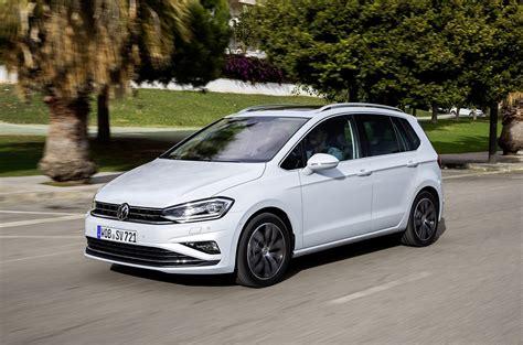 2018 Volkswagen Golf Sportsvan Shows Facelift In New