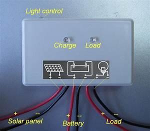 10 Watt Solar Panel 10w 12v   5a Solar Controller