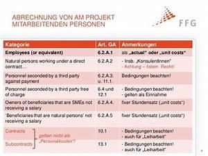 Abrechnung Directpay : horizon 2020 personalkosten update dezember 2016 ~ Themetempest.com Abrechnung
