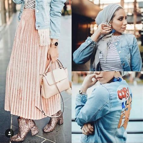 summer maxi skirts  hijab  trendy girls