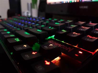 Rgb Gaming Background Computer 4k Keyboard Wallpapers