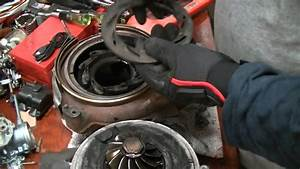 Howto  Ford Powerstroke Turbo Disassembly And Cleaning  2005 F250 6 0l