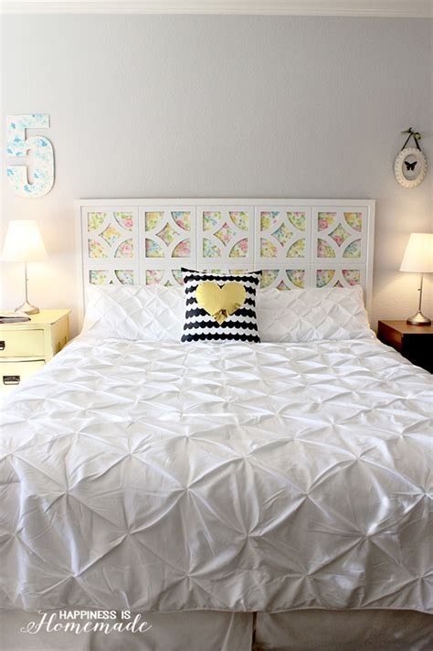 wood and fabric headboards how to build a vintage headboard for your charming bedroom