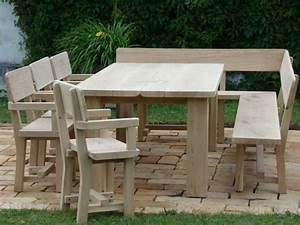 Gartenmöbel 12 Personen : fensi gartenm bel aus eiche ~ Orissabook.com Haus und Dekorationen