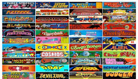 80s Arcade Video Games Didgeroo