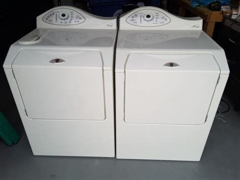 whirlpool he washer maytag neptune gas dryer for sale classifieds