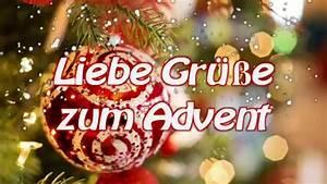Grüße Zum 2 Advent Lustig : adventsgr e gru video liebe gr e zum advent youtube ~ Haus.voiturepedia.club Haus und Dekorationen