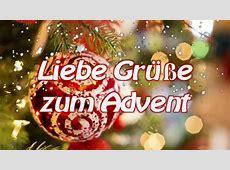 Adventsgrüße Grußvideo Liebe Grüße zum Advent YouTube