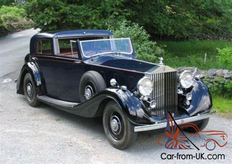 1937 Rolls Royce by 1937 Rolls Royce Phantom Iii Gurney Nutting Sedanca De