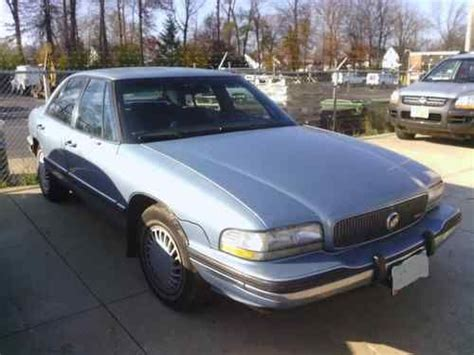 1992 Buick Lesabre For Sale by Find Used 1992 Buick Lesabre Custom Sedan 4 Door 3 8l In