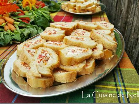 cuisine apero recettes de baguette et apéro