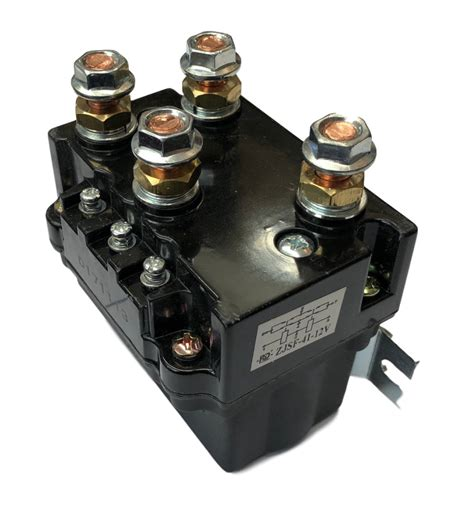 heavy duty winch solenoid offroad allbright equivalent recovery 4x4 ebay
