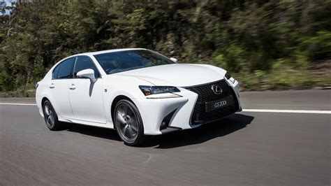 Car Image by 2016 Lexus Gs200t Review Caradvice