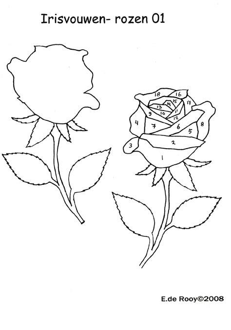 inkspired musings valentine iris folding  pop ups
