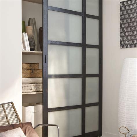 portes de placards de cuisine lot de 2 portes de placard coulissantes wengé 250x153cm