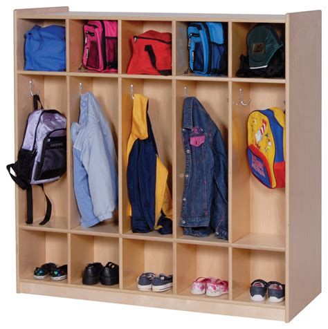 steffywood room 10 section coat shoe storage two
