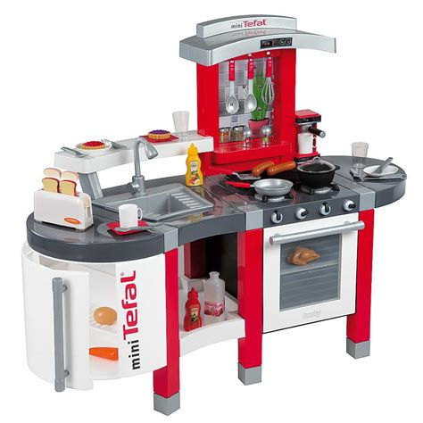 cuisine tefal smoby smoby tefal chef kitchen freemans