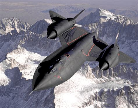 Facts You Didn?t Know About the SR 71 Blackbird   I Like To Waste My Time