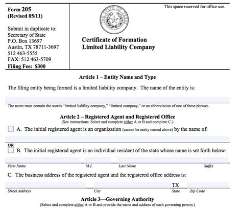 forming  llc  texas  step  step guide  gusto